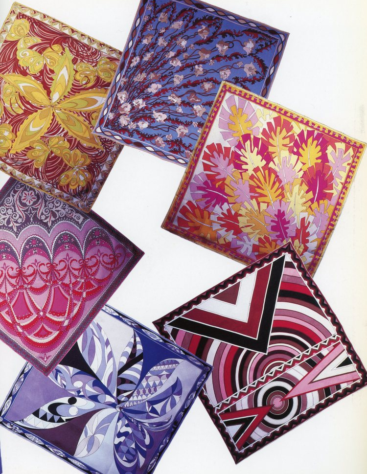 Pucci scarves