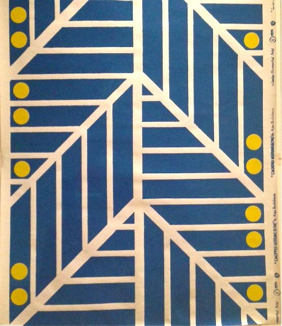 Wallpaper by Alan Buchsbaum, 1971