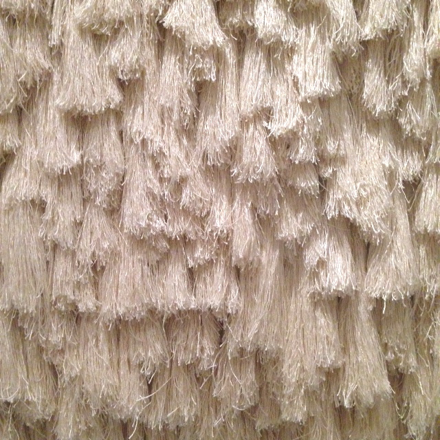 Textile by Sheila Hicks, 2012