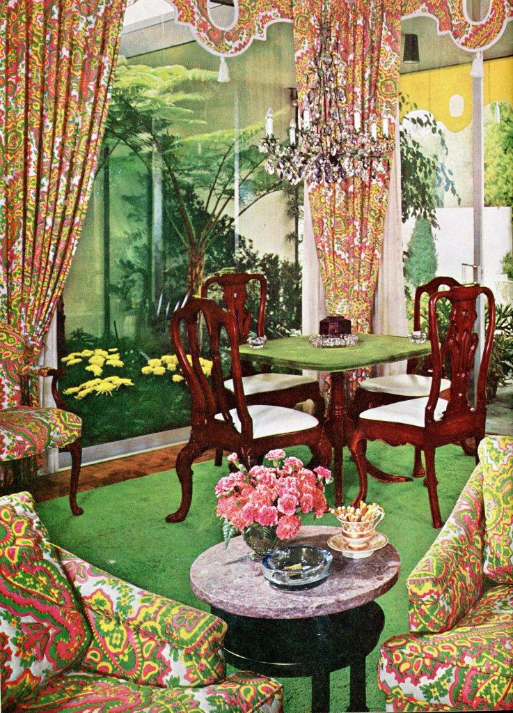Paisley room, Jamie Ballard