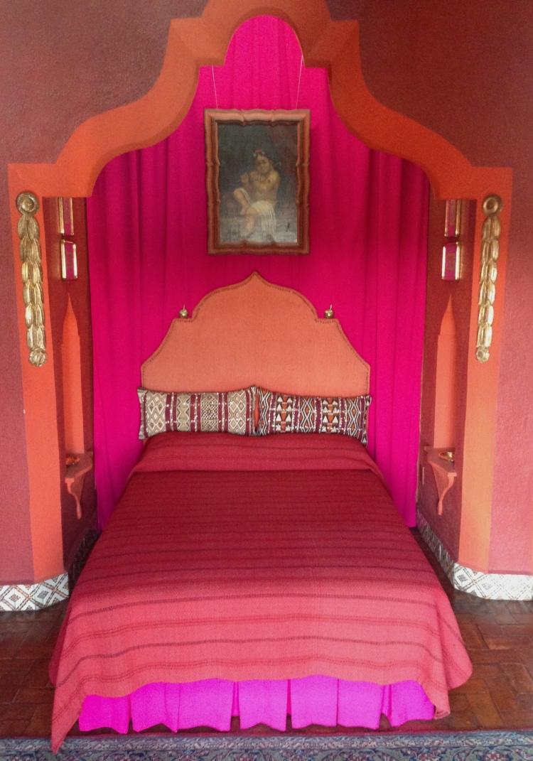The Oriental Room, aka Josephine Baker's bedroom